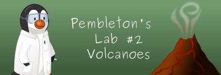 Pembleton's Lab 2 Volcanoes