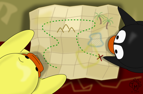 """""""Why is this map crusty?"""""""
