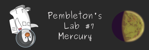 Permleton's Lab 7: Mercury