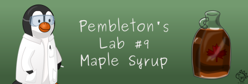 Mmm... Maple Syrup