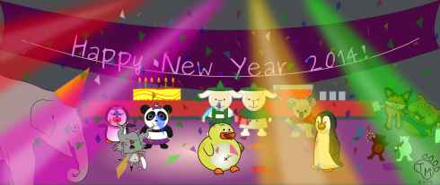 We gonna party like it's 2014!