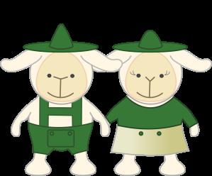 Mr. & Mrs. Lamb